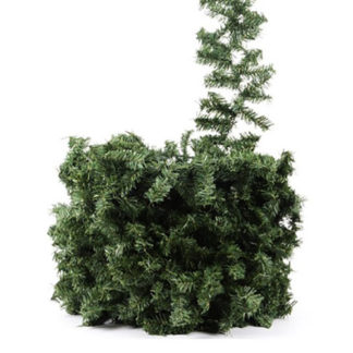 Ghirlanda pino verde in rotolo mt 30