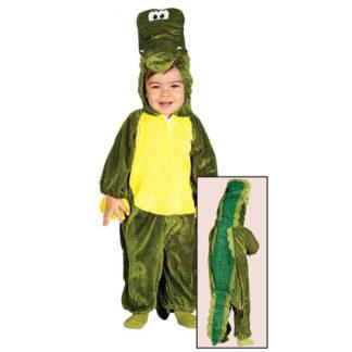 Costume Coccodrillo baby 12/24 mesi