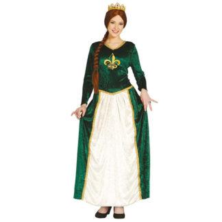 Costume stile Principessa Fiona Tg. 42/44