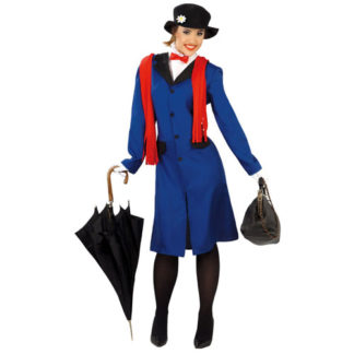 Costume Anni 20 stile Mary Poppins