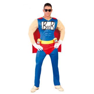 Costume Duffman Simpson
