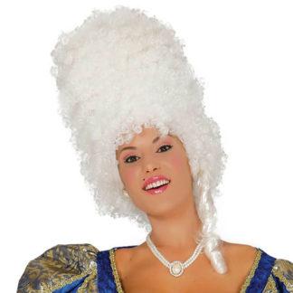 Parrucca d'epoca donna Bianca
