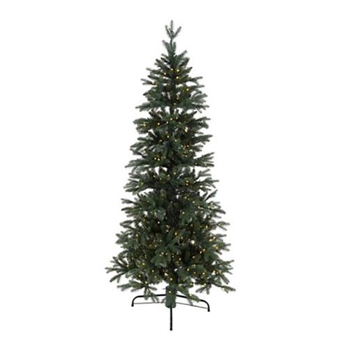Immagini Natale Movimento.Albero Di Natale Verde Luminoso Con Movimento Cm 180