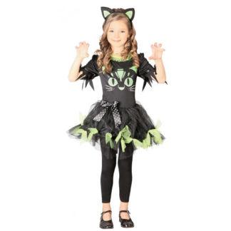 Costume Gattina Bimba 7 - 9 anni