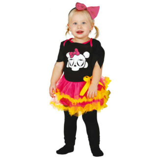 Costume teschio Baby 12 - 24 mesi