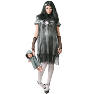Costume donna Baby Dead tg. 46/48