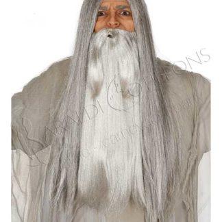 barba lunga grigia vk199x