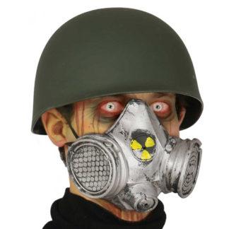 Maschera di carnevale anti gas