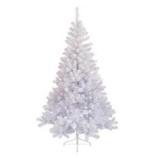 Albero di Natale Imperial bianco cm 210
