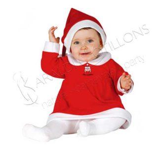 Costume Mamma Natale baby tk026x