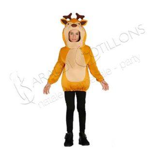 Costume da Renna bambino tk069x