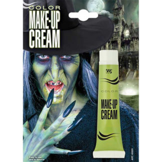 Make Up verde in tubo da 28 ml.