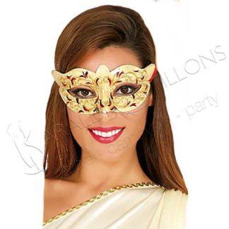 Maschera Veneziana stile Impero mk089x