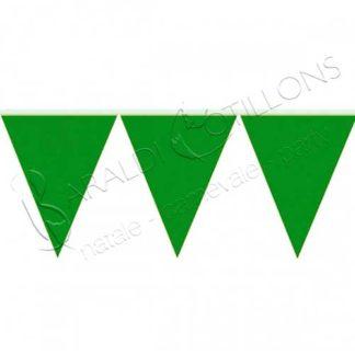Bandierine pvc verde fk056-v10