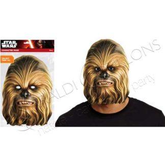 Maschera Chewbacca Star Wars mk160