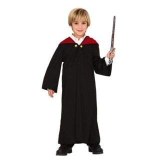 Mantello stile Harry Potter 7 - 9 anni
