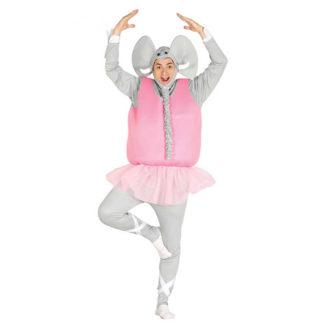 Costume elefante ballerino