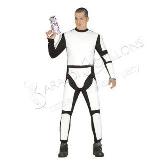 costume da soldato stormtrooper star wars