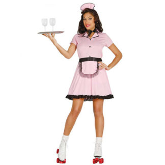 Costume cameriera anni 50