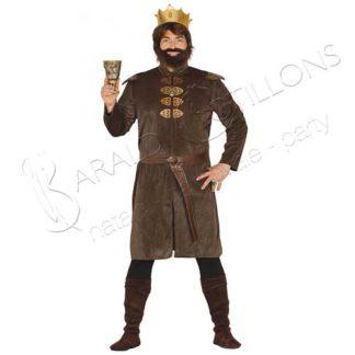 Costume da Re medioevale tk264