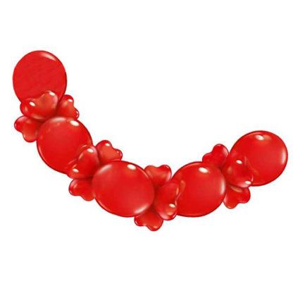 Ghirlanda di palloncini Love mt. 2,10
