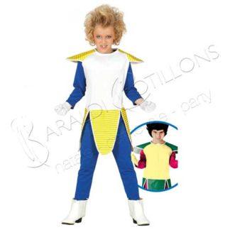 Costume stile Vegeta bambino tk143x