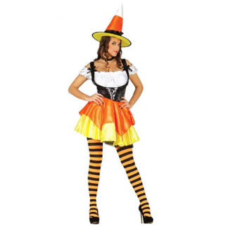 Costume Strega Candy Witch