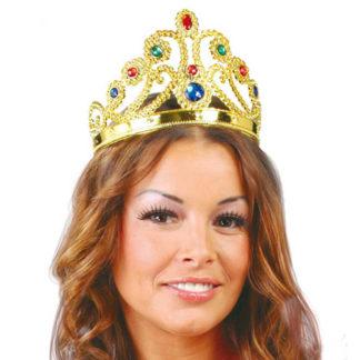 Corona regina oro