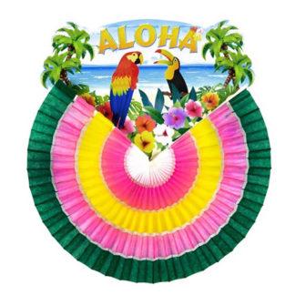 Rosone Aloha multicolore cm 46