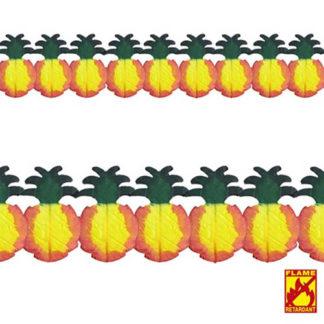 Festone decoro Ananas mt 4
