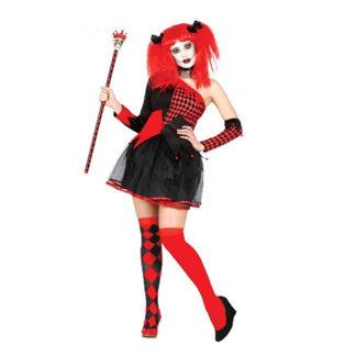 Costume Arlecchino Dark
