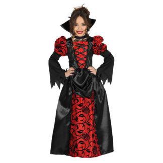 Costume Vampiro ragazza10 - 12 anni