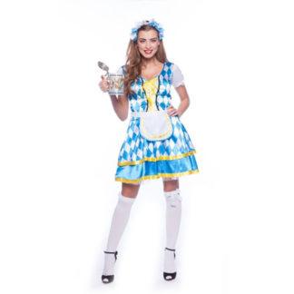 Costume Oktoberfest taglia 44/46