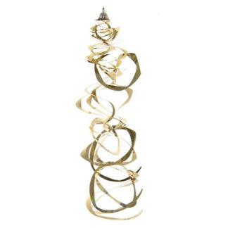 Spirale maxi oro prismatico mt 1,50