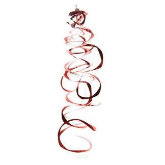 Spirale maxi rosso prismatico mt 1,50