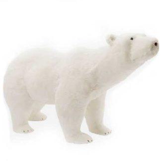 Orso Polare maxi in peluche cm 150