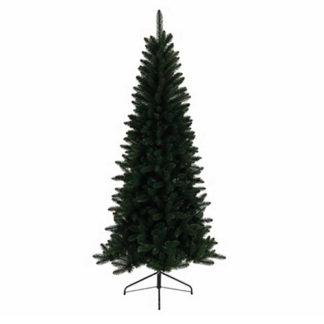Albero di Natale Lodge verde cm 240