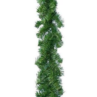 Ghirlanda pino Canadian verde cm 270