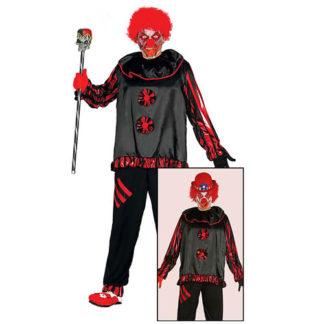 Costume Pagliaccio pazzo