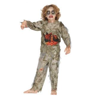 Costume Zombie 10 - 12 anni