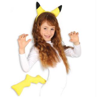Set travestimento Pikachu 2 pezzi