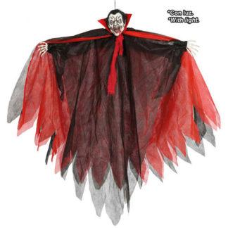 Vampiro con luce da appendere cm 90