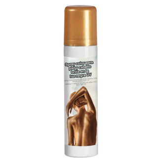 Make Up spray corpo oro 75 ml