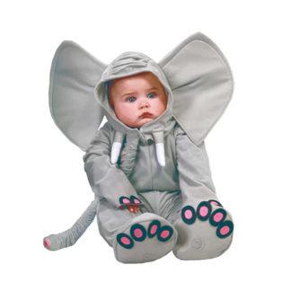 Costume Elefante Baby 12/24 mesi