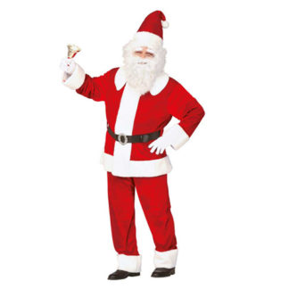 Costume Babbo Natale Lusso tg. 56