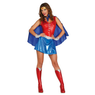 Costume stile Wonder Woman Tg. 42/44