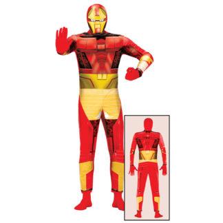 Costume stile Iron Man Tg. 52/54