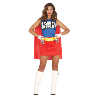 Costume DuffWoman Simpson