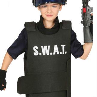 Giubbotto Polizia S.W.A.T. Bimbo