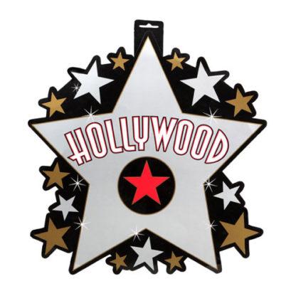 Decorazioni Hollywood cm. 40